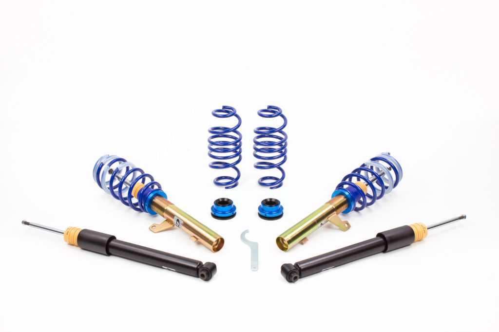 example ap coilover kit